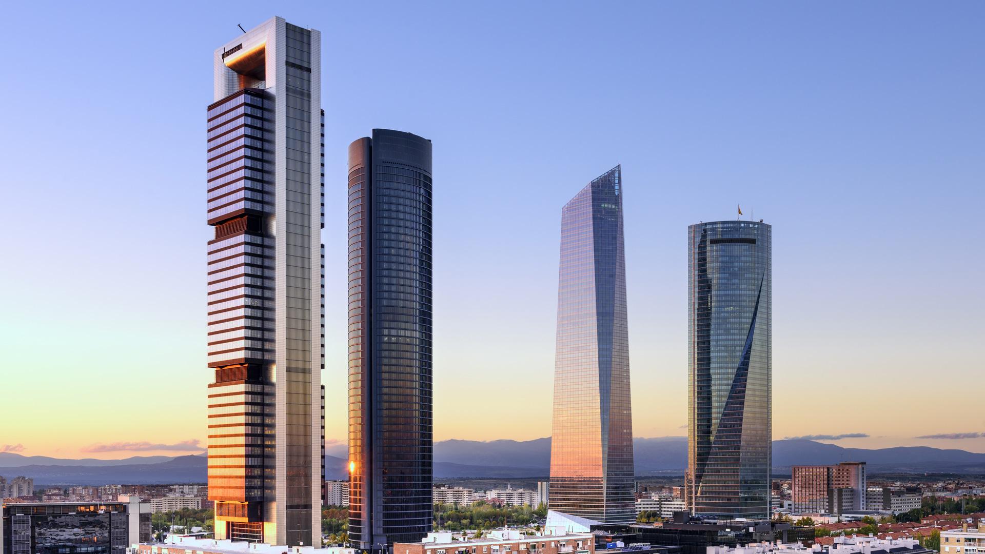 Hospital De Dia Madrid Of Insp Rame Madrid By Gonzalo Cebri N